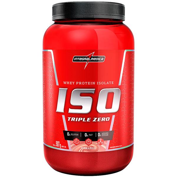 4643f7241 ISO Whey Premium - pote com 907 gramas - Integralmédica - Soares ...