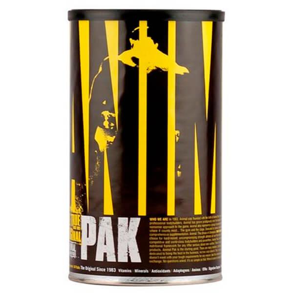 ca2ccba57 Animal Pack - pote com 30 packs - Universal Nutrition - Soares ...